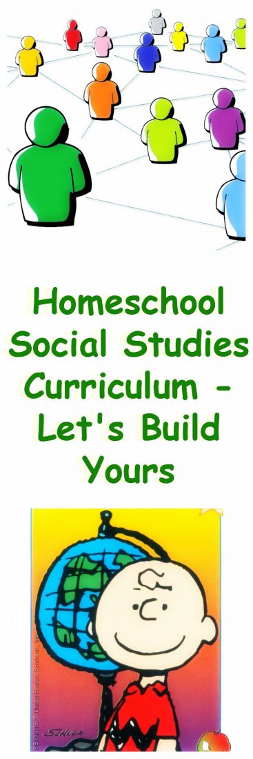 Homeschool Social Studies Curriculum - Let's Build Yours